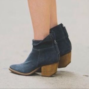 Matisse Suede Ankle Boots